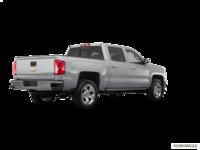 2018 Chevrolet Silverado 1500 LTZ 1LZ   Photo 2   Silver Ice Metallic