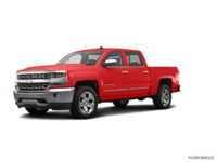 2018 Chevrolet Silverado 1500 LTZ 1LZ   Photo 3   Cajun red tintcoat