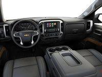 2018 Chevrolet Silverado 1500 LTZ 1LZ   Photo 3   Dark Ash/Jet Black Leather (B3F-H2V)