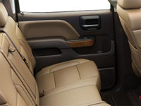 2018 Chevrolet Silverado 1500 LTZ 1LZ   Photo 2   Cocoa/Dune Bucket seats Leather (AN3-H0K)