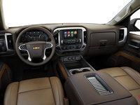 2018 Chevrolet Silverado 1500 LTZ 1LZ   Photo 3   Cocoa/Dune Bucket seats Leather (AN3-H0K)