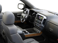 2018 Chevrolet Silverado 1500 LTZ 1LZ   Photo 1   Dark Ash/Jet Black Bucket seats Leather (AN3-H2V)