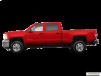 2018 Chevrolet Silverado 2500HD LT | Photo 1 | Red Hot