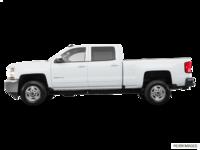 2018 Chevrolet Silverado 2500HD LT | Photo 1 | Summit White
