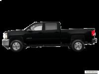 2018 Chevrolet Silverado 2500HD LT | Photo 1 | Black