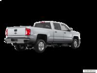 2018 Chevrolet Silverado 2500HD LT | Photo 2 | Silver Ice Metallic