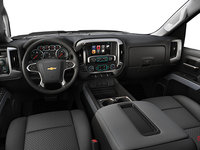 2018 Chevrolet Silverado 2500HD LT | Photo 3 | Dark Ash/Jet Black Bucket seats Cloth (A95-H2S)