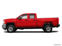 2018 Chevrolet Silverado 2500HD WT   Photo 1   Red Hot