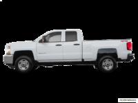 2018 Chevrolet Silverado 2500HD WT   Photo 1   Summit White