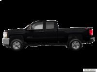 2018 Chevrolet Silverado 2500HD WT   Photo 1   Black