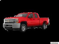 2018 Chevrolet Silverado 2500HD WT   Photo 3   Red Hot