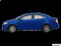 2018 Chevrolet Sonic LT | Photo 1 | Kinetic Blue Metallic