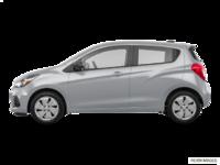 2018 Chevrolet Spark LS | Photo 1 | Silver Ice Metallic