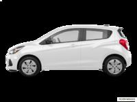 2018 Chevrolet Spark LS | Photo 1 | Summit White
