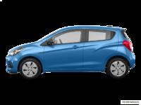 2018 Chevrolet Spark LS | Photo 1 | Splash Metallic