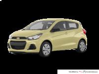 2018 Chevrolet Spark LS | Photo 3 | Brimstone