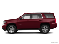 2018 Chevrolet Tahoe LT | Photo 1 | Siren Red