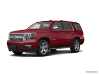2018 Chevrolet Tahoe PREMIER | Photo 3 | Siren Red