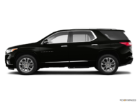 2018 Chevrolet Traverse PREMIER   Photo 1   Mosaic Black Metallic