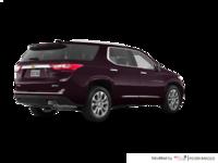 2018 Chevrolet Traverse PREMIER   Photo 2   Black Currant Metallic