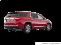 2018 Chevrolet Traverse PREMIER   Photo 2   Cajun red tintcoat