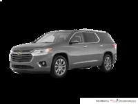2018 Chevrolet Traverse PREMIER   Photo 3   Satin steel metallic