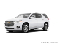 2018 Chevrolet Traverse PREMIER   Photo 3   Summit White