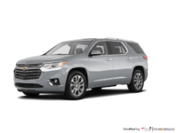 2018 Chevrolet Traverse PREMIER   Photo 3   Silver Ice Metallic