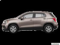 2018 Chevrolet Trax LS | Photo 1 | Sandy Ridge Metallic