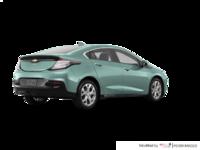 2018 Chevrolet Volt PREMIER   Photo 2   Green Mist Metallic