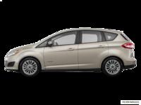 2018 Ford C-MAX HYBRID SE | Photo 1 | White Gold