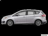 2018 Ford C-MAX HYBRID SE | Photo 1 | Ingot Silver Metallic
