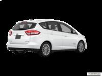 2018 Ford C-MAX HYBRID SE | Photo 2 | White Platinum Metallic Tri-Coat
