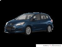 2018 Ford C-MAX HYBRID SE | Photo 3 | Blue
