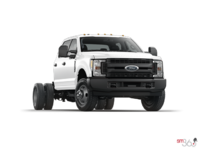 2018 Ford Chassis Cab F-350 XL   Photo 3   Oxford White
