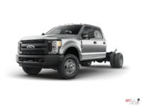 2018 Ford Chassis Cab F-350 XL   Photo 1   Ingot Silver