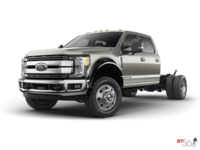 2018 Ford Chassis Cab F-450 LARIAT | Photo 1 | Stone Gray