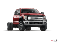 2018 Ford Chassis Cab F-450 LARIAT | Photo 3 | Ruby Red