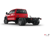 2018 Ford Chassis Cab F-450 XL   Photo 2   Race Red