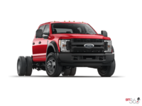 2018 Ford Chassis Cab F-450 XL   Photo 3   Race Red