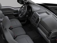 2018 Ford Chassis Cab F-450 XL   Photo 1   Medium Earth Grey HD Cloth Bench (1S)