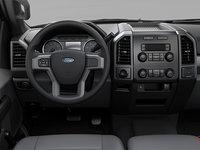 2018 Ford Chassis Cab F-450 XL   Photo 3   Medium Earth Grey HD Vinyl Bench (AS)