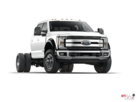 2018 Ford Chassis Cab F-550 LARIAT | Photo 3 | Oxford White