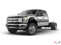 2018 Ford Chassis Cab F-550 LARIAT | Photo 1 | Ingot Silver