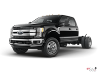 2018 Ford Chassis Cab F-550 LARIAT | Photo 1 | Shadow Black