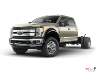 2018 Ford Chassis Cab F-550 LARIAT | Photo 1 | White Gold