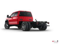 2018 Ford Chassis Cab F-550 LARIAT | Photo 2 | Race Red