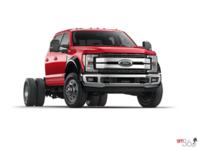 2018 Ford Chassis Cab F-550 LARIAT | Photo 3 | Race Red