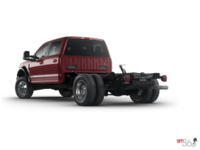 2018 Ford Chassis Cab F-550 LARIAT | Photo 2 | Magma Red