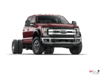 2018 Ford Chassis Cab F-550 LARIAT | Photo 3 | Magma Red